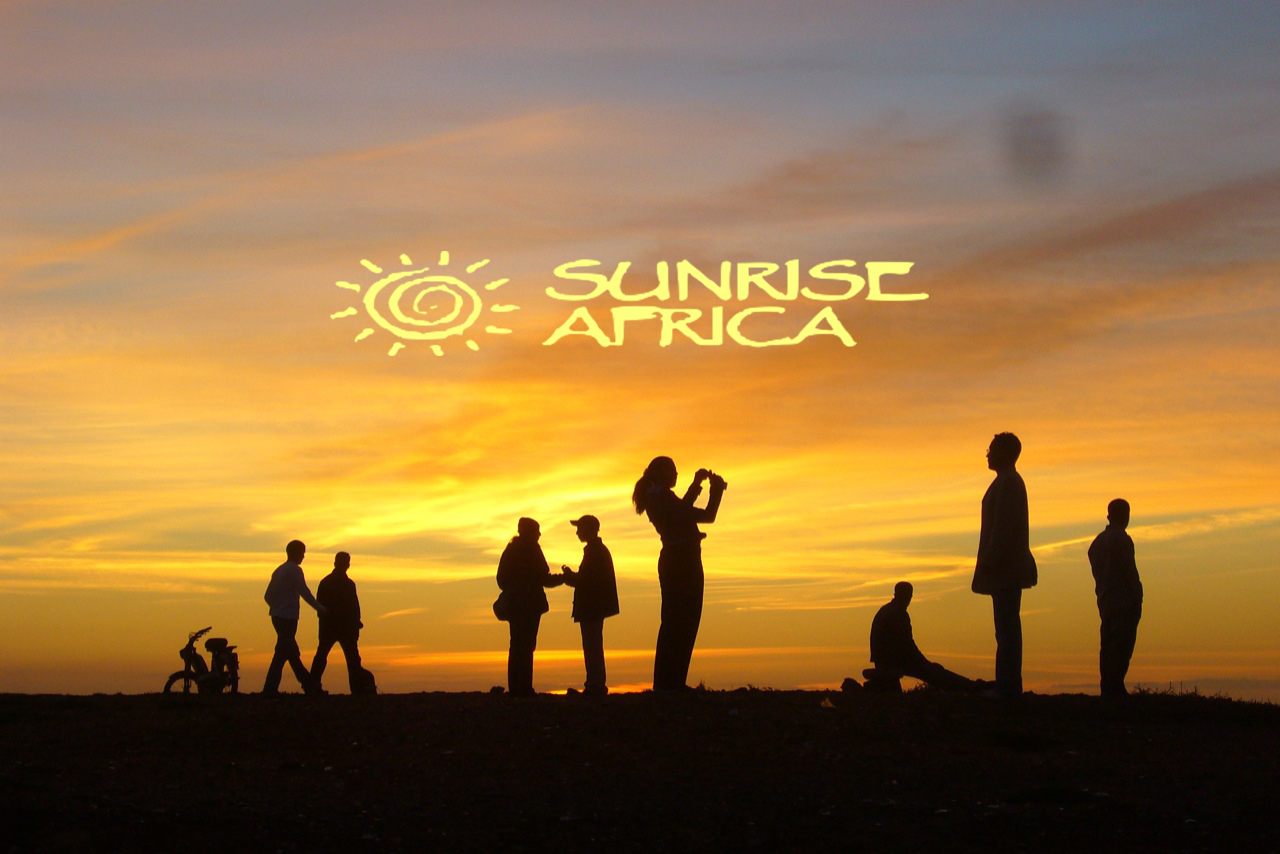 Visit www.sunriseafrica.org to get more informations