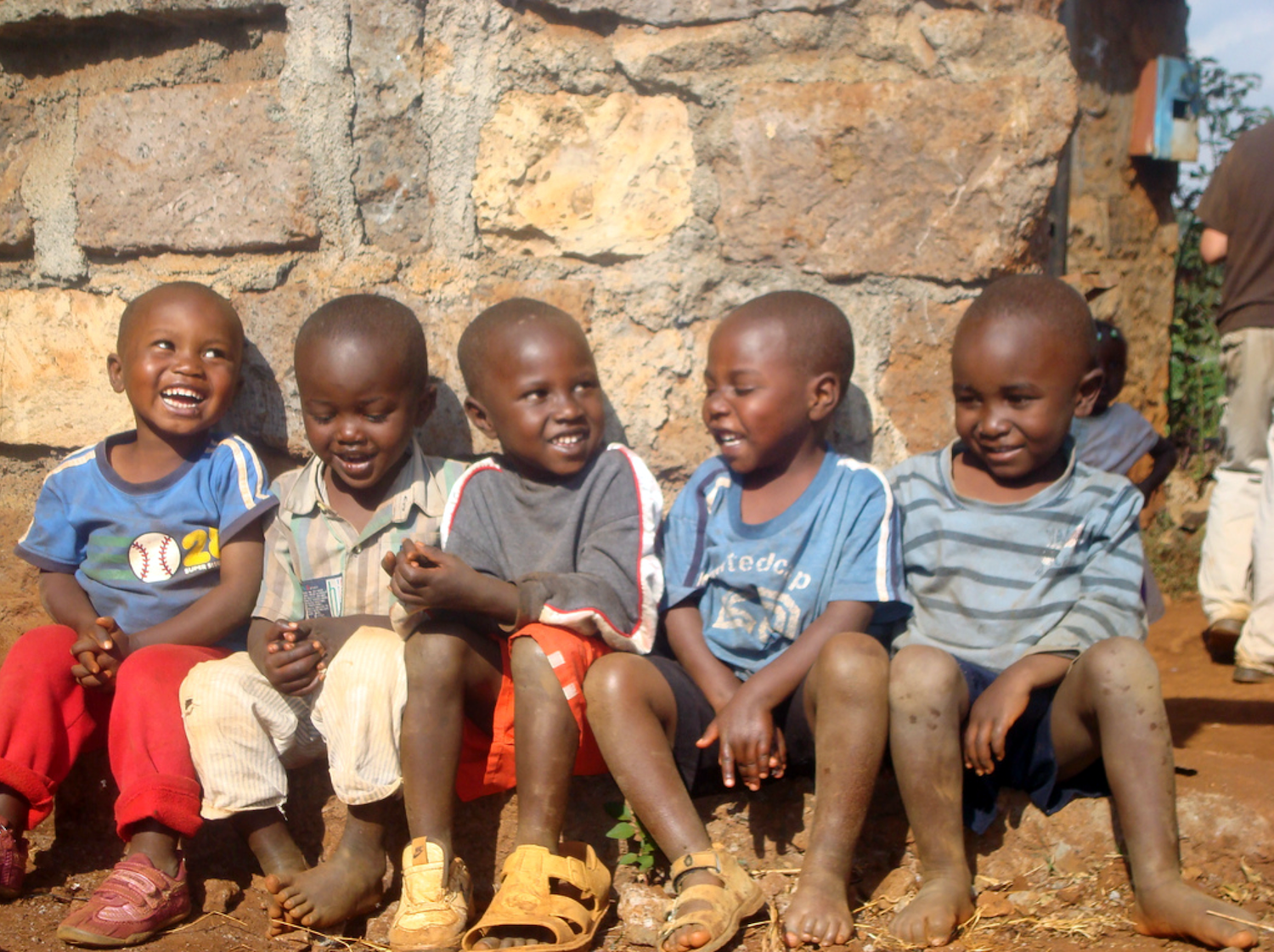 In Sub-Saharan Africa 1 on 8 children die before 5 years old