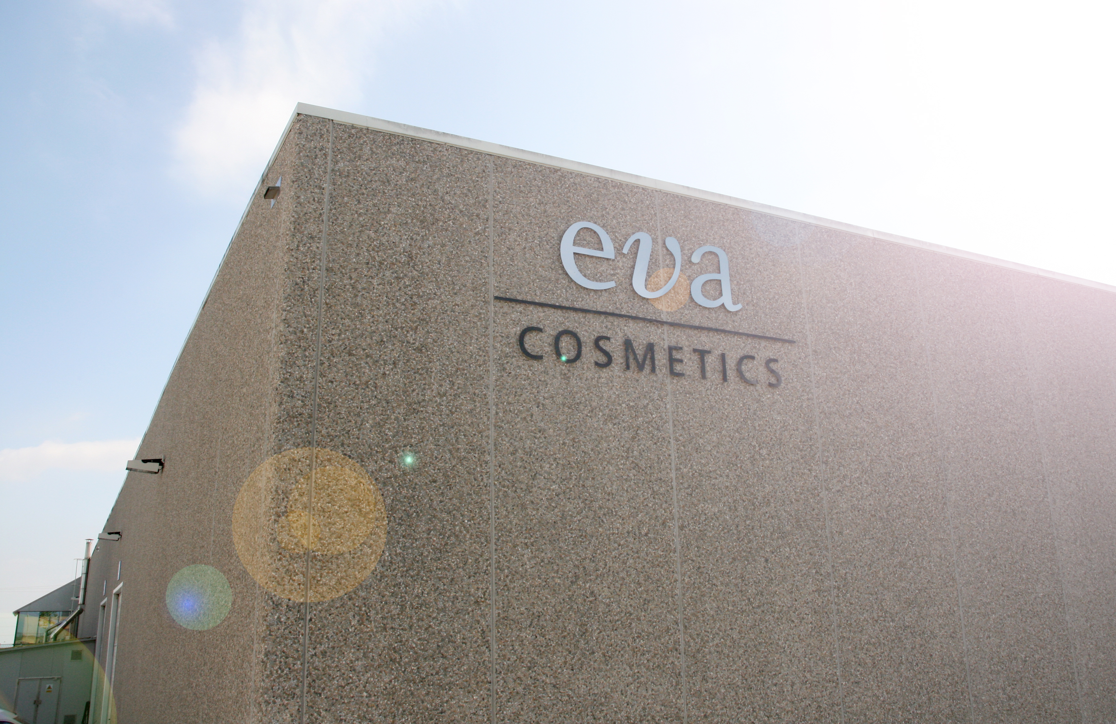Eva Cosmetics factory