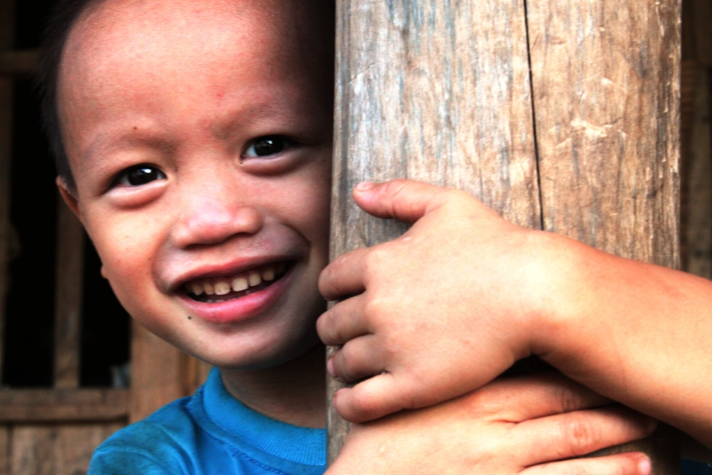 14.000 children die before their fifth bithday each year in Vietnam
