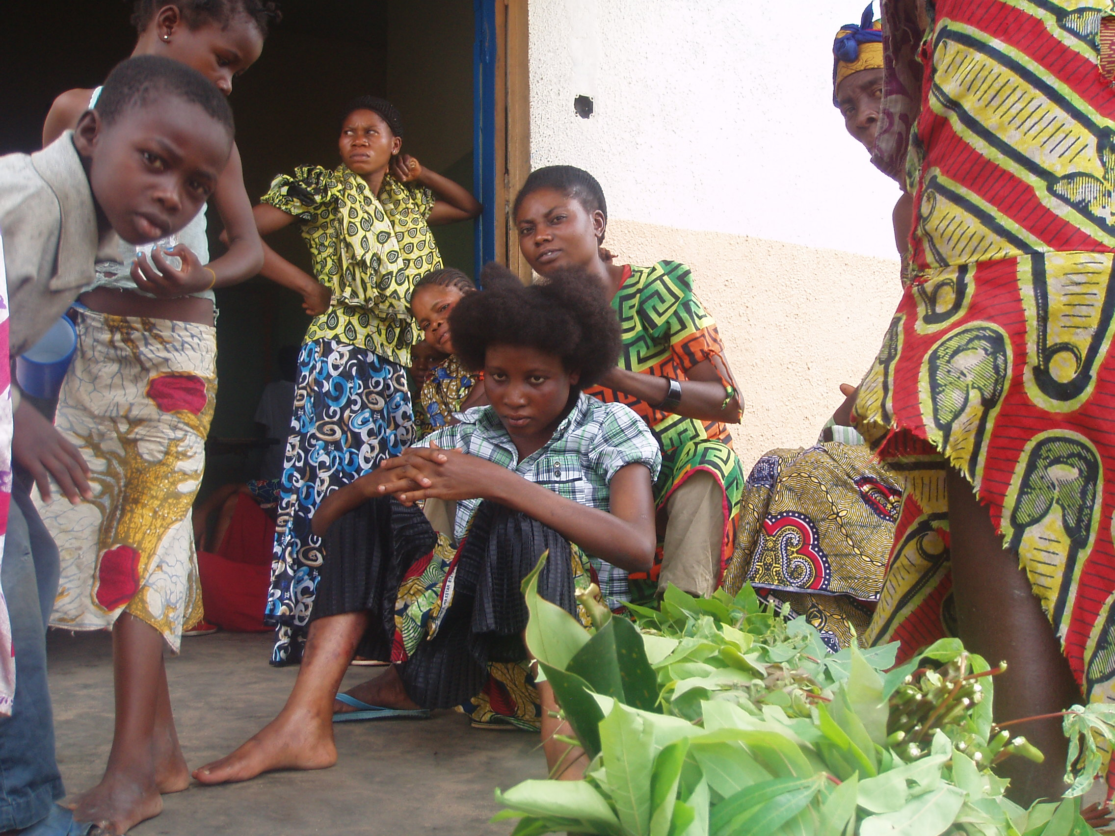 women's health, cervical cancer treatment in DRC