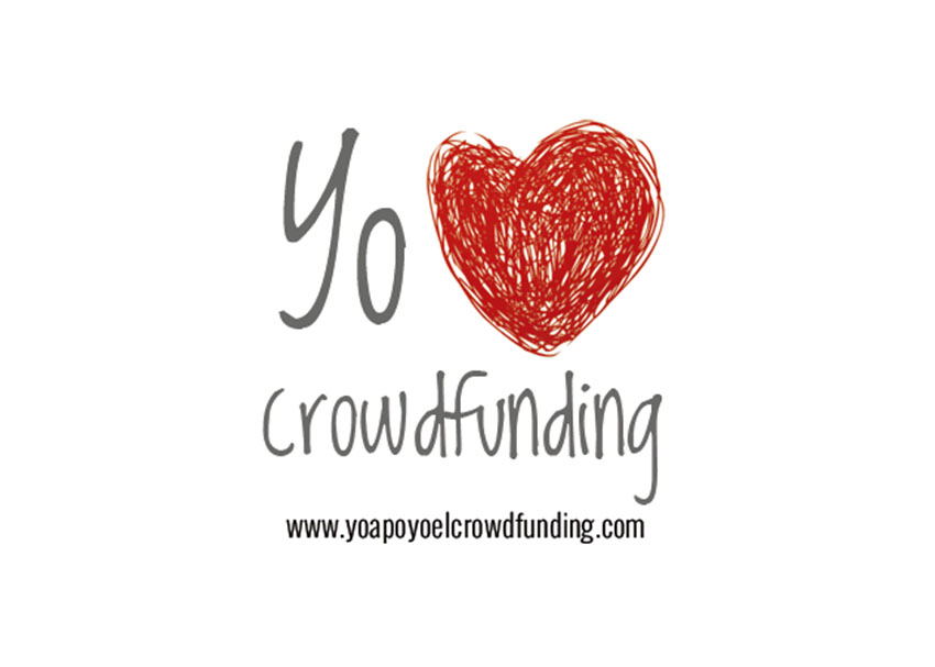 Capaign picture of crowdfunding support in Spain