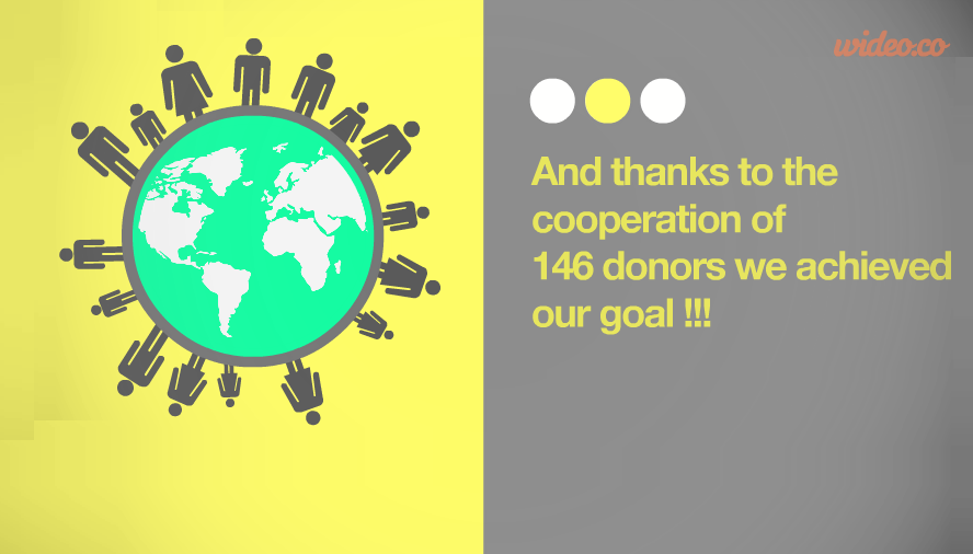 Check what your contributions made possible