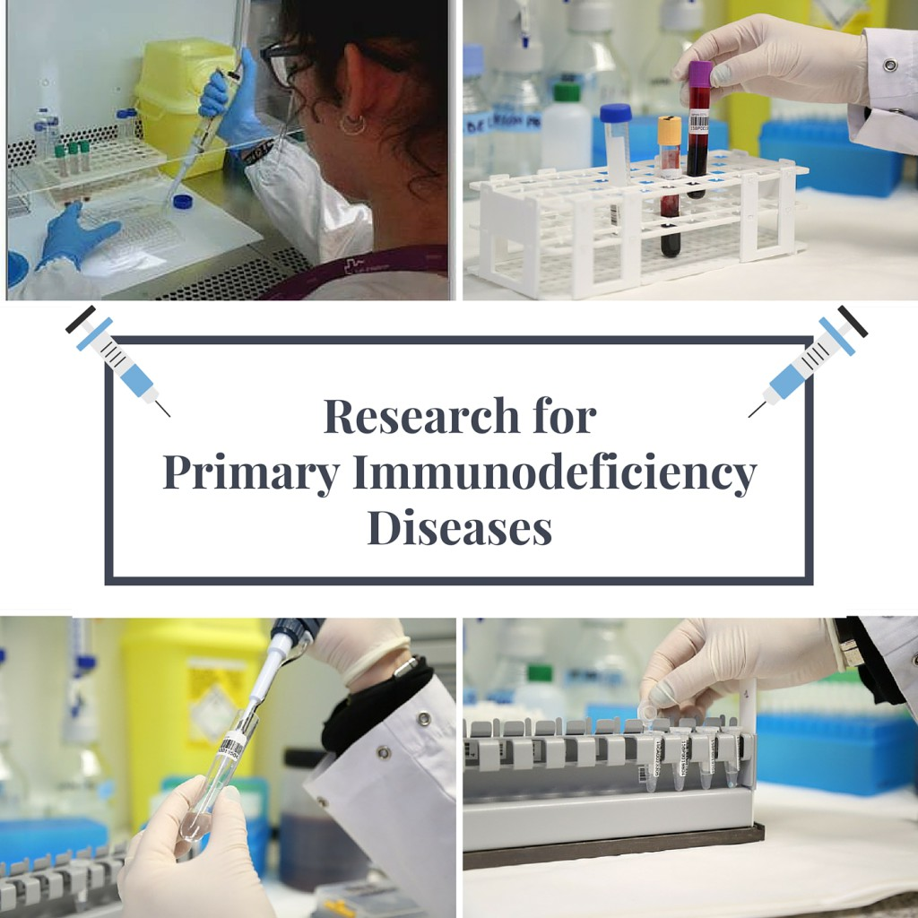 Research for Primary Immunodeficiency Diseases